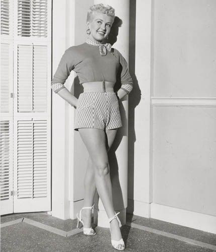Betty Grable in 1953