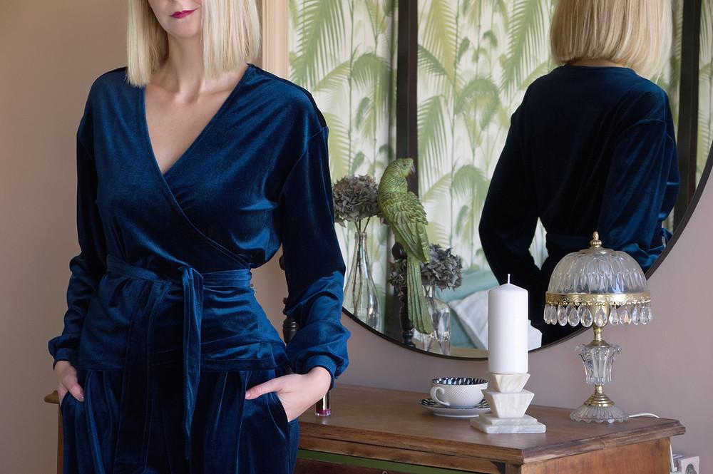 Vintage style Loungewear set by Stylecamp