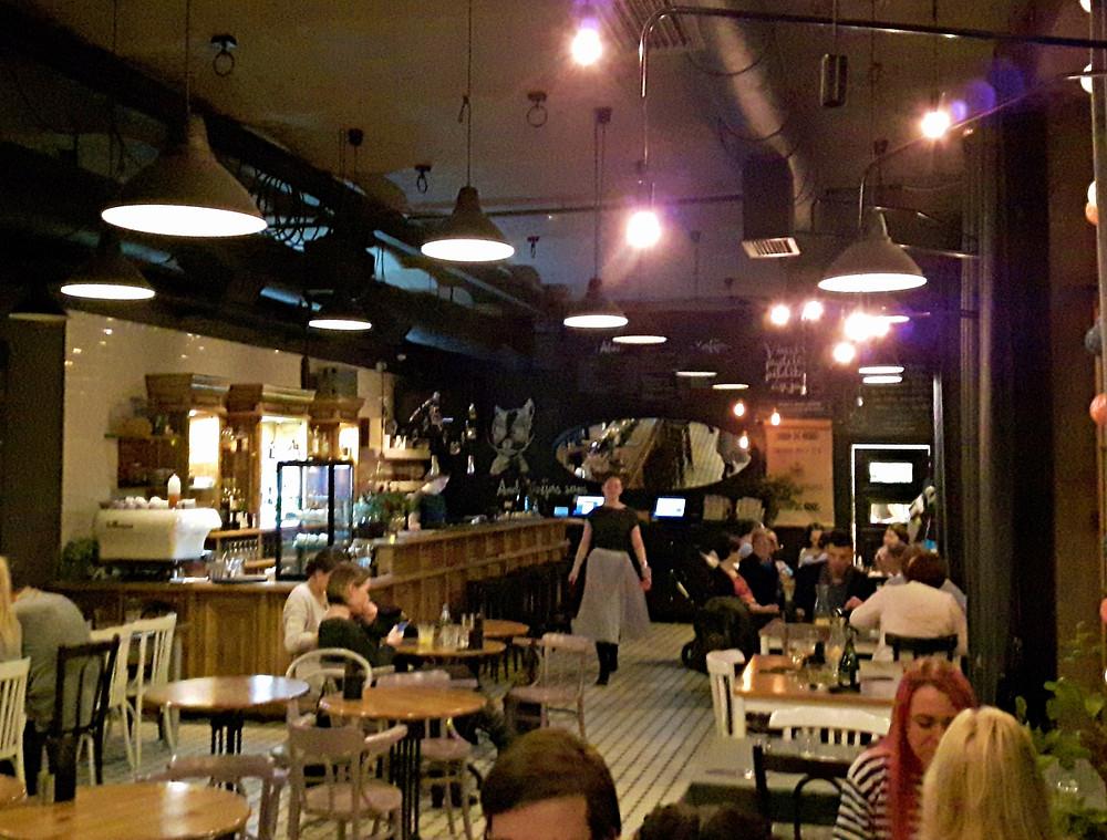 Andalūzijas Suns - Gin bar in Riga