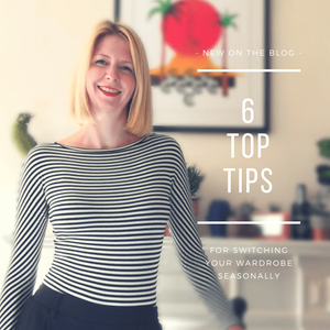 6 tips for switching your wardrobe seasonally | Stylecamp