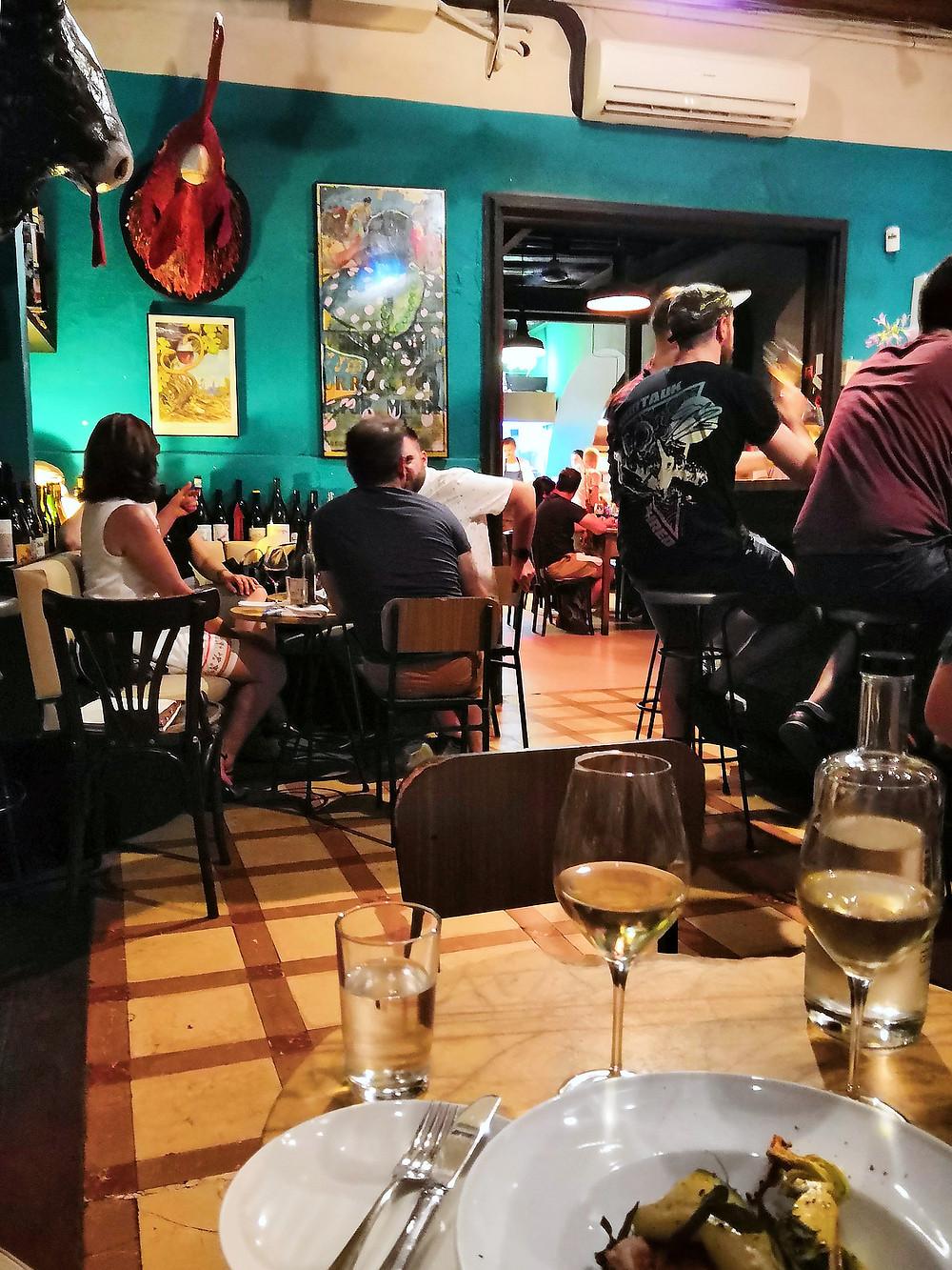 Can Cisa/Bar Brutal in Barcelona