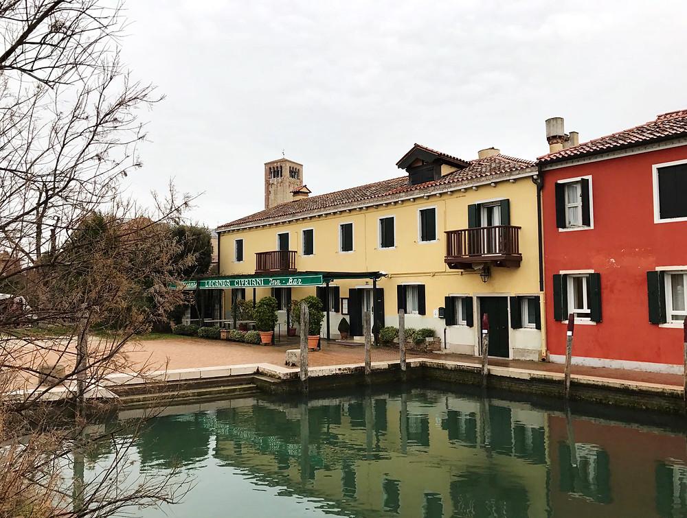 Locanda Cipriani in Torcello