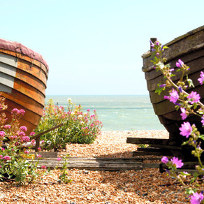 #Staycation: Postcard from Deal