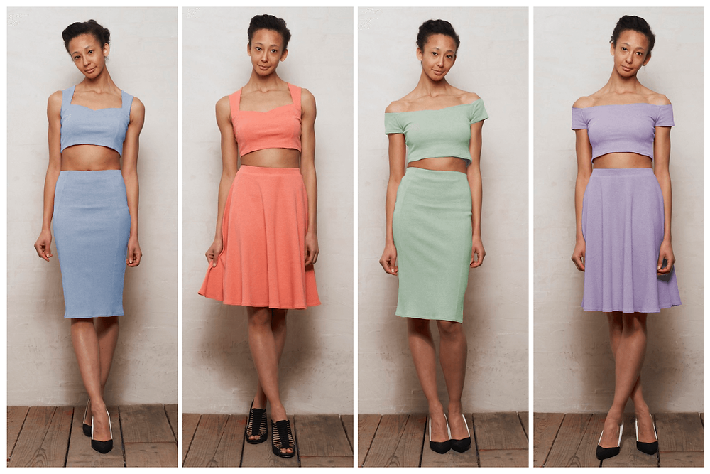Original neon pastels collection by Stylecamp