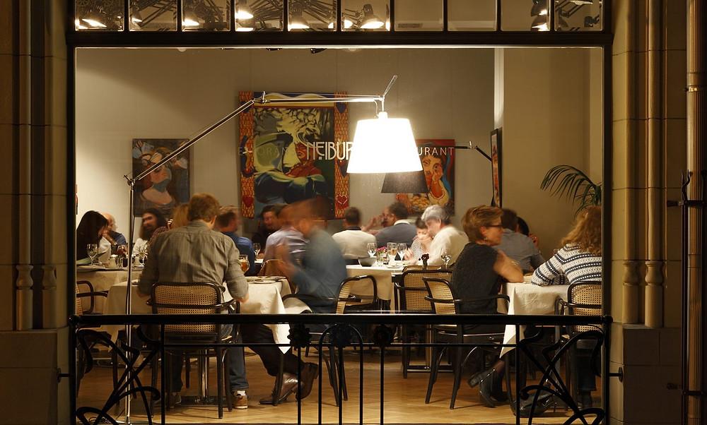 Restaurant Neiburgs - picture c/o Neiburgs