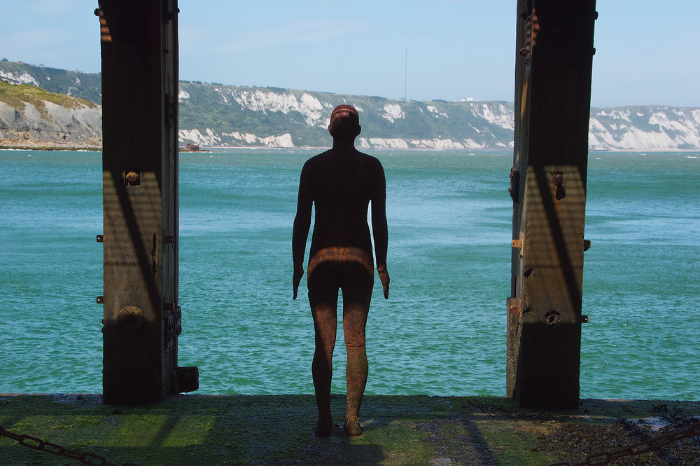 Another Time by Anthony Gormley