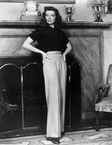 Katharine Hepburn trousers