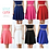 Stylecamp high waisted knee length skater skirt available colours