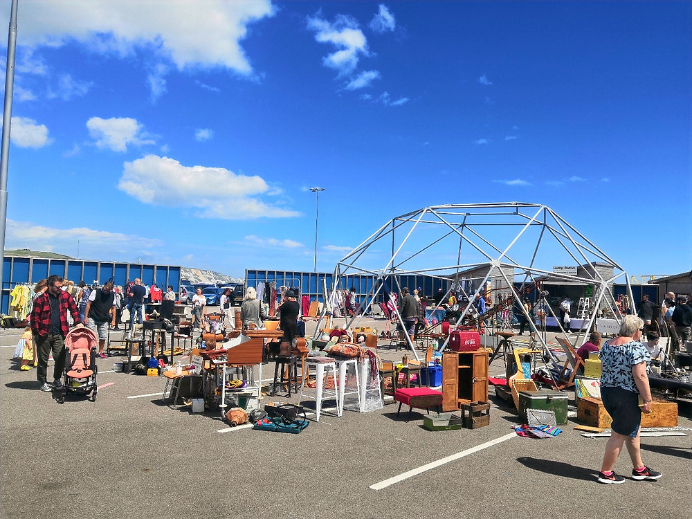 Folkestone Sunday Market