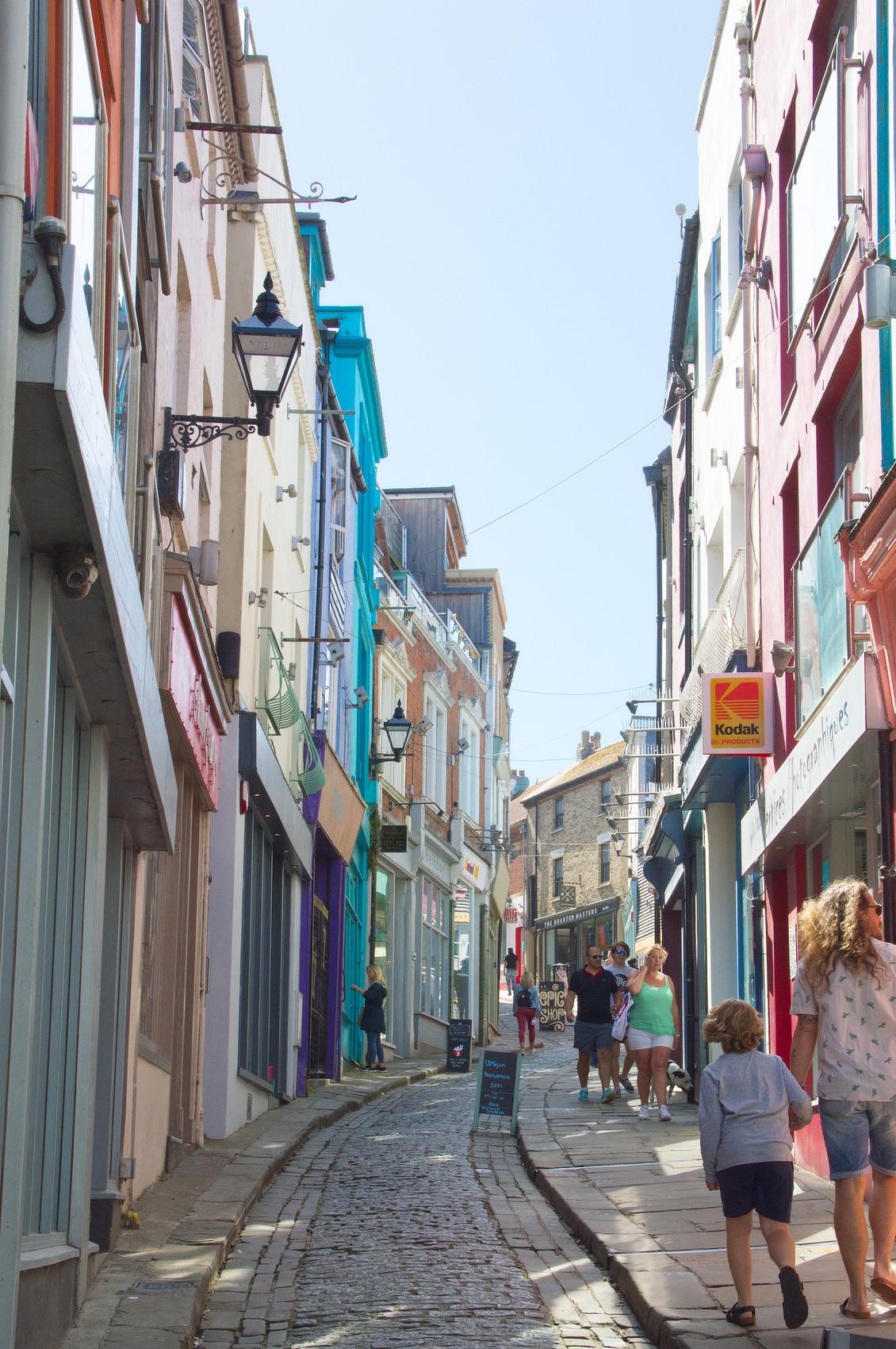 The Old High Street, Folkestone
