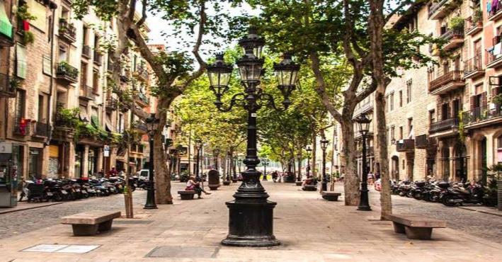 El Born neighbourhood c/o Stay Barcelona Apartments