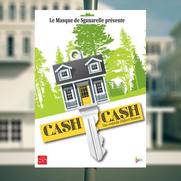 Affiche Cash-Cash
