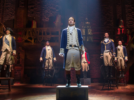 What's Inspiring Me Today - Hamilton