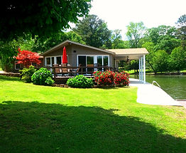 Shoal Creek Gibbons Home Vacation Rental Florence AL Wilson Lake