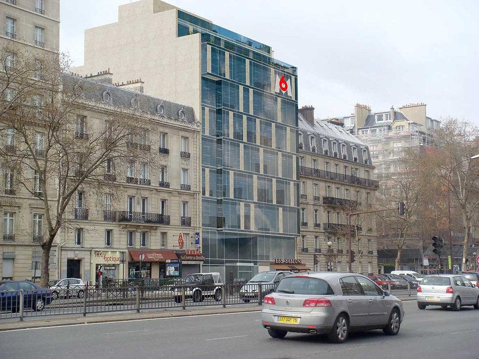 M6 Neuilly-sur-Seine - Hines France - Arnaud Doiteau Architecte – IF Studio – IF Architectes