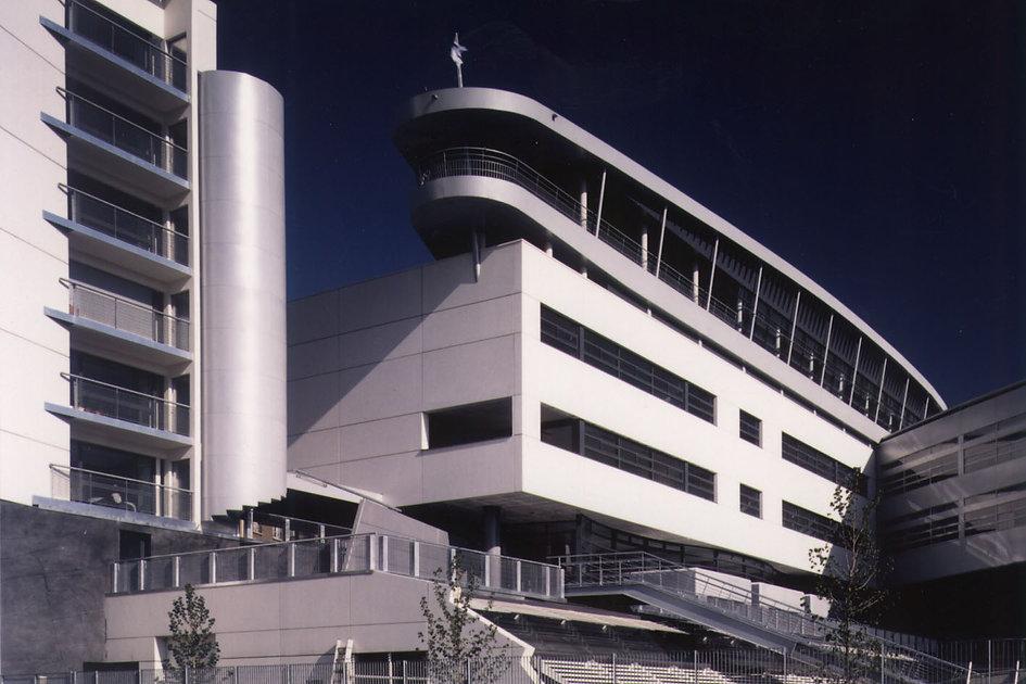 Lycée Diderot PARIS XIX° - Région Ile de France - Jean-François Laurent Architectes - Arnaud Doiteau Architecte