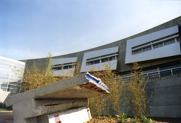 Lycée de Nangis - Région Ile-de-France - Arnaud Doiteau Architecte