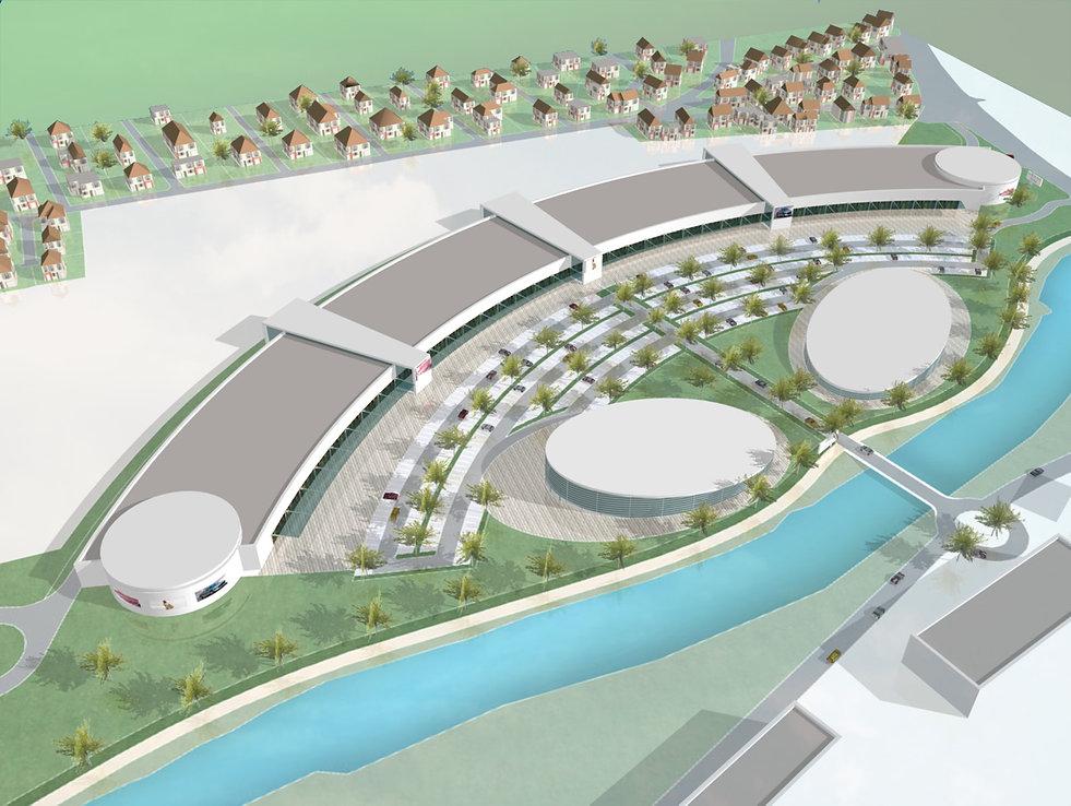 Retail Park - Tarbes - Blumisalp - Arnaud Doiteau Architecte - IF Studio - IF Architectes