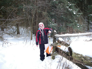 All Welcome - O Cup Winter Orienteering Series kicks off Nov. 14