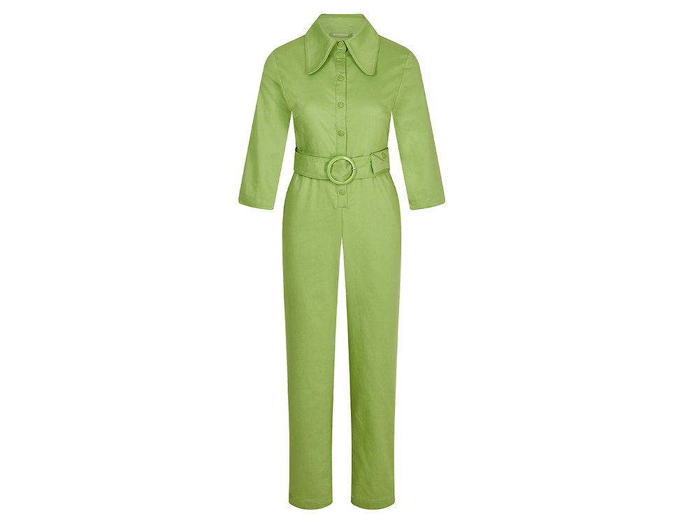 GOLDEN YEARS COVERALLS