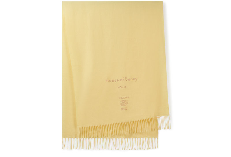 BLONDE SCARF - SUPER SOFT