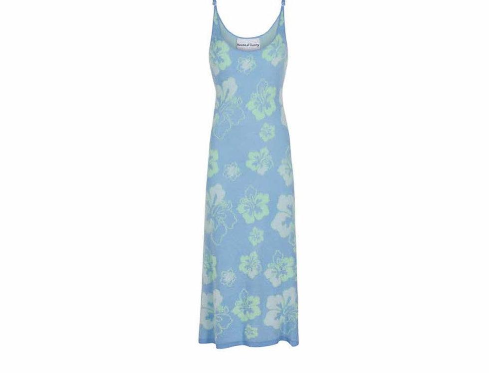 BLUE CRUSH DRESS