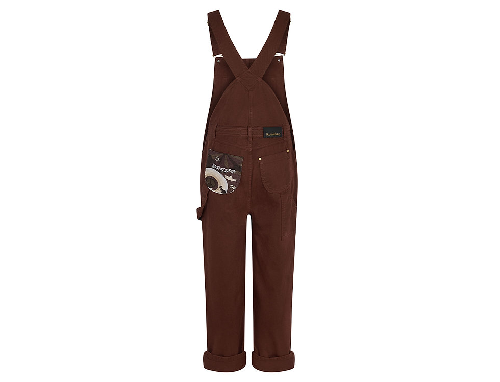 COURIER DUNGAREES
