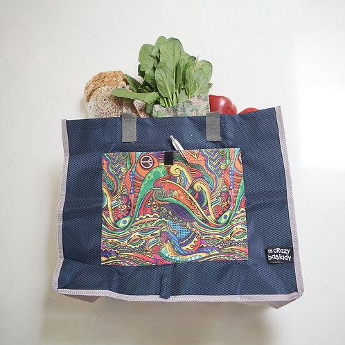 Boxbag-Swirl Pocket