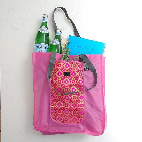 Wallet Bag-India Pink