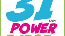 31 Day Power Purge