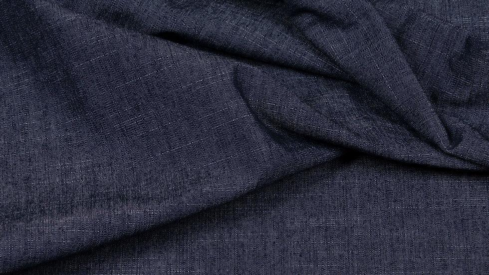 """Jeansstoff """" Gina """" in dunkelblau von Hilco"""