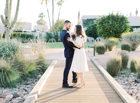 A bride's perspective: How to stay sane and grounded while wedding planning.
