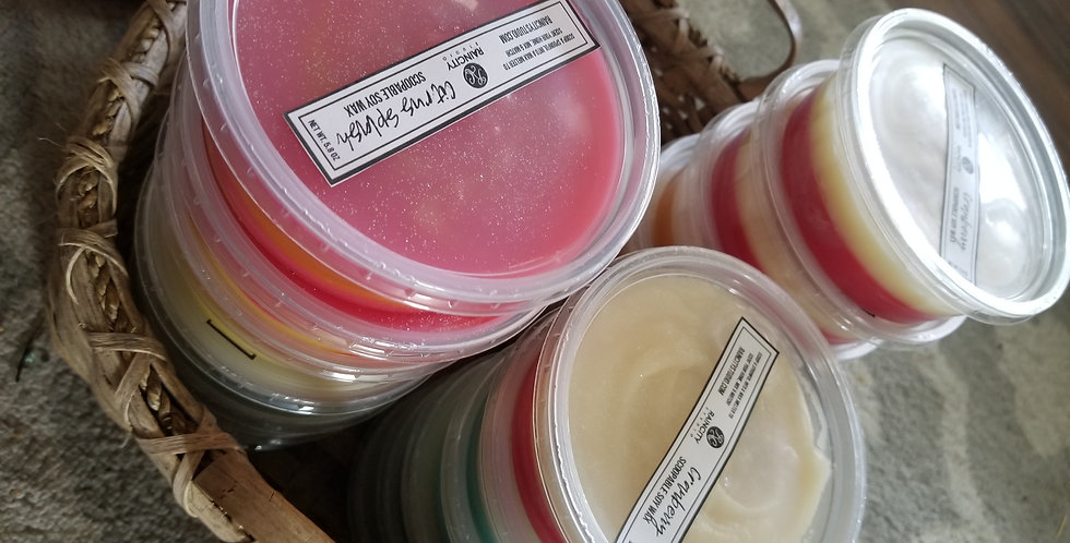 Scoopable Soy Wax (8 oz)
