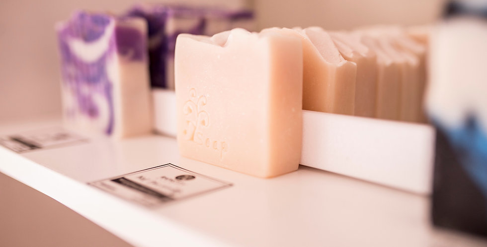 """""""Not too pretty to use"""" Soap"""
