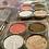 Thumbnail: Mini Quad Pressed Eyeshadow Palettes
