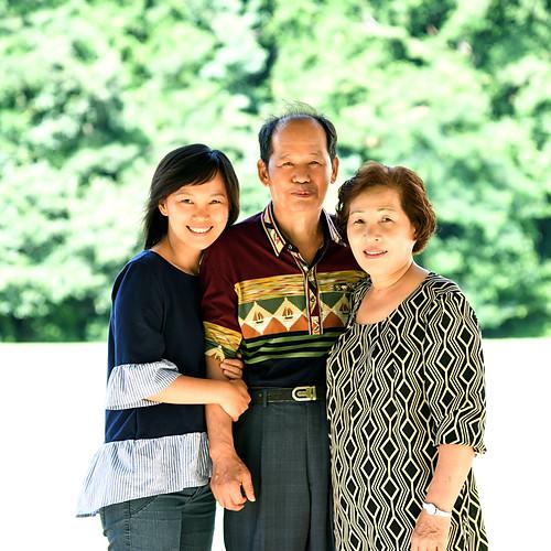 애틀란타 가족사진2