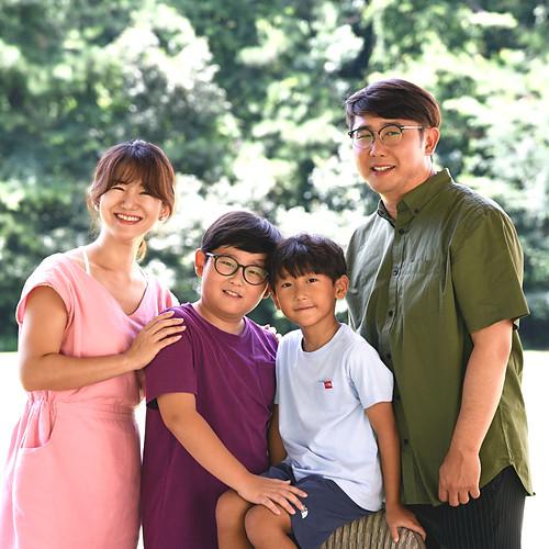 예수소망교회 가족사진4