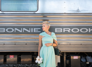 Bonnie Brook arrives in Galveston