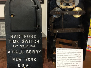 Hartford Time Switch Donation
