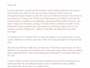 A Letter from the Executive Director