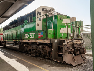 BNSF donates locomotive to Museum
