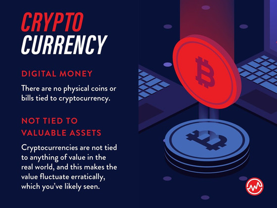 What is Cryptocurrency the easy way!