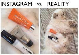 Instagram vs Reality: Social Media 'Experts' and Life Envy