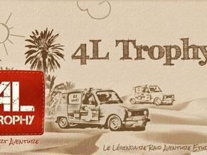 DA&T Sponsor de l'IUT de TARBES - 4L Trophy