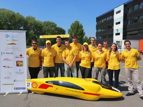 DA&T Sponsor de l'IUT d'AIX - Shell Eco-marathon