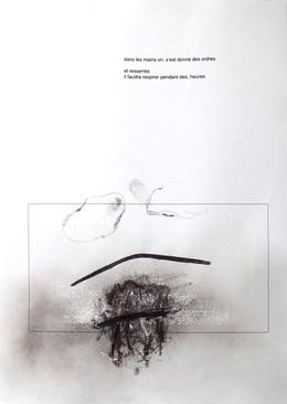 Isabelle Tissier et Muriel Leray            expo CLAUSTRUM