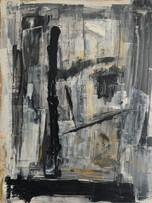 [Sans titre], 2013, Technique mixte sur bois, 60x80