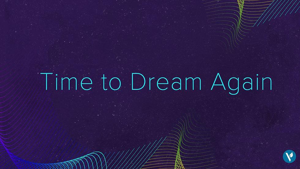 time to dream OFFICAL.jpg