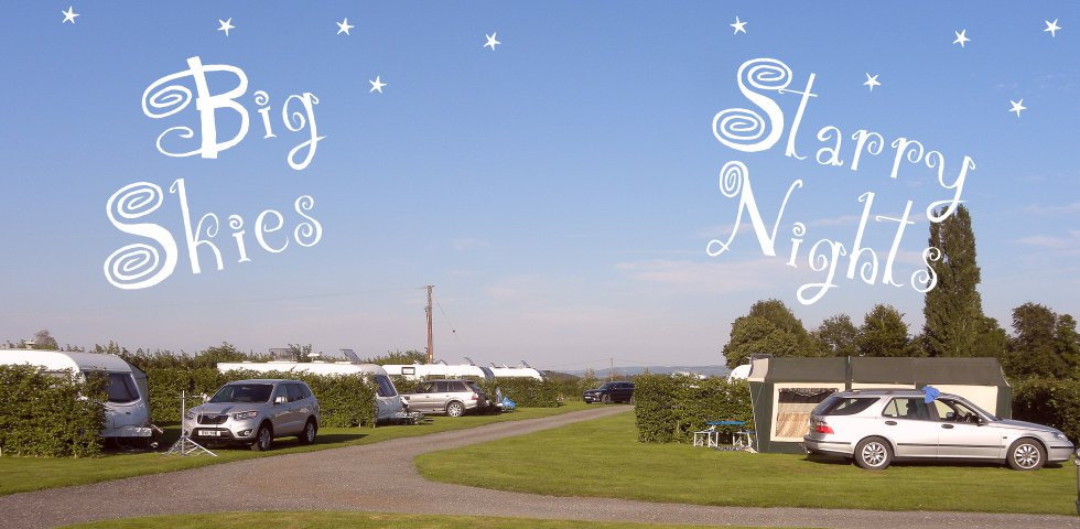 Severn Valley Touring Caravan & Campin Site