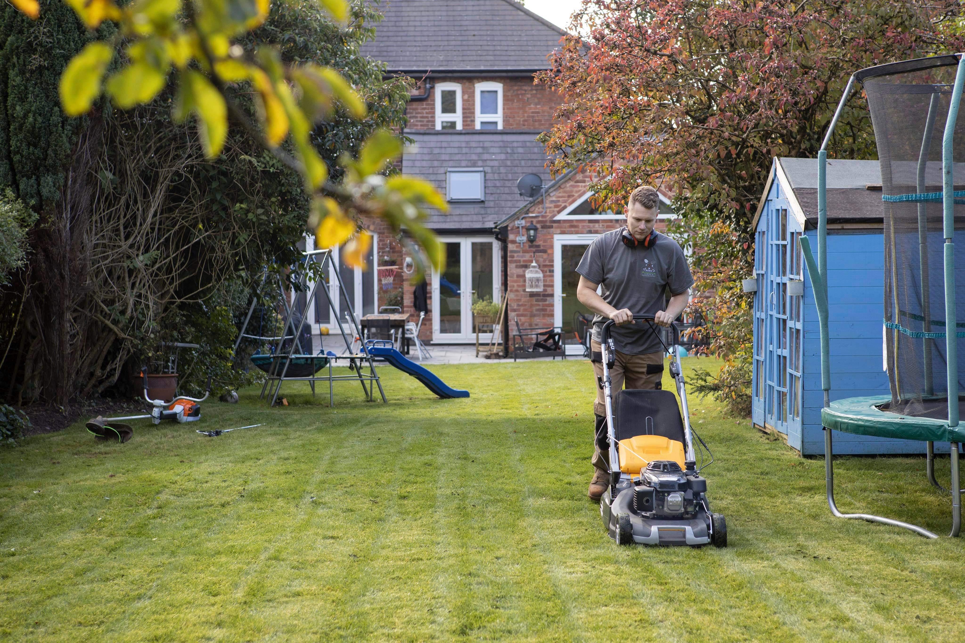 Lawn Cutting & Care
